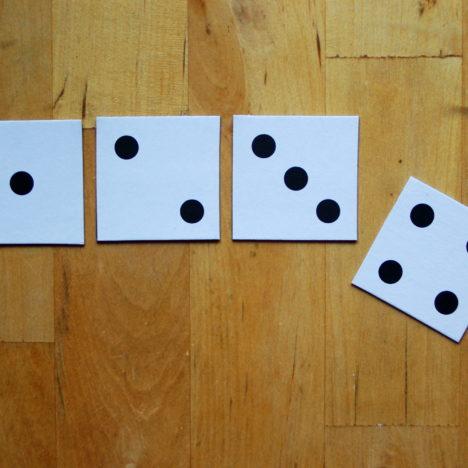 klein, mittel, groß – Gegenstände nach Größe sortieren