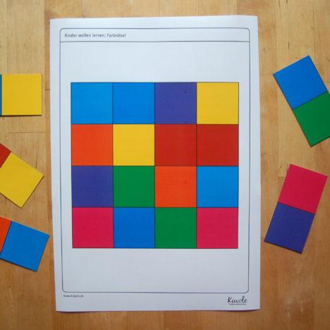Symmetrische Figuren vervollständigen