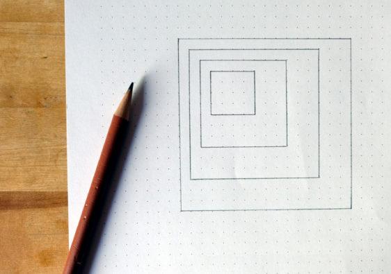 Vierecke zeichnen